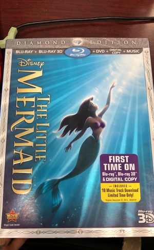 Little Mermaid Diamond edition for Sale in Silver Spring, MD