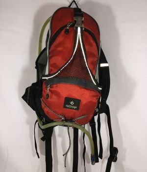 OUTDOOR PRODUCTS HYDRATION WATER 💦 BACKPACK 🎒 RED & BLACK for Sale in Fresno, CA