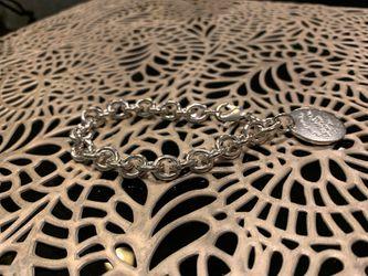 Tiffany & co silver 925 bracelet Thumbnail