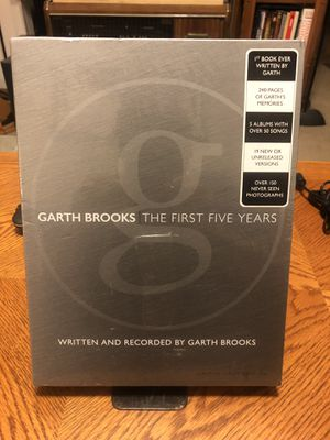 Photo Garth Brooks/The First Five Years/ The Anthology- Part One