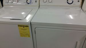Washer and dryer set like new for Sale in Alexandria, VA