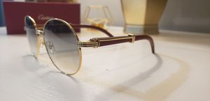 Photo Cartier wood glasses