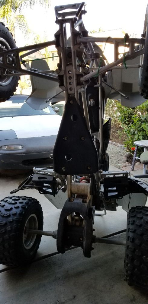 2004 Polaris quad predator rolling frame (Motorcycles) in Azusa, CA ...