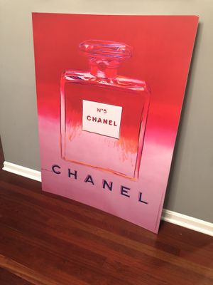 """Chanel"" Art Poster Board for Sale in Chicago, IL"