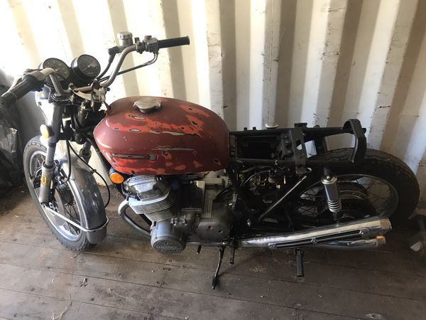 1970 honda cb 750. make offer. call mike with questions {contact info removed}