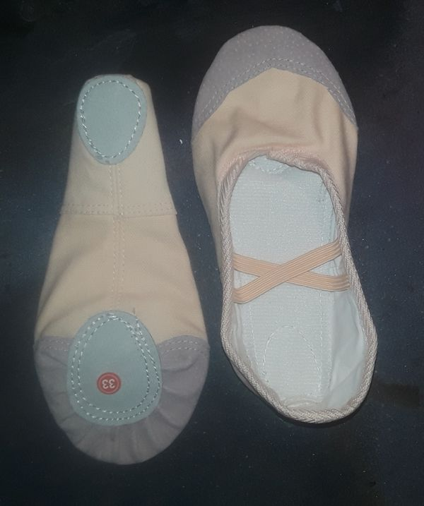 a3f1589cde8b NEW Ballet Shoes-Kids Size 2 for Sale in Carrollton