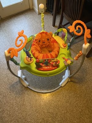 Photo Fisher Price Roarin' Rainforest Jumperoo