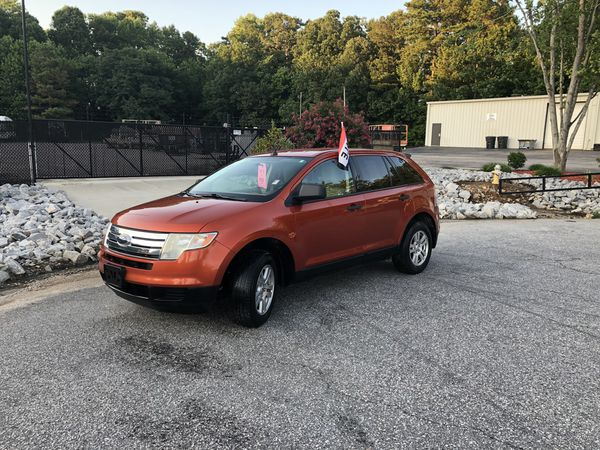 Buy Here Pay Here Raleigh Nc >> 2008 Ford Edge Buy Here Pay Here Cars Trucks In Raleigh Nc