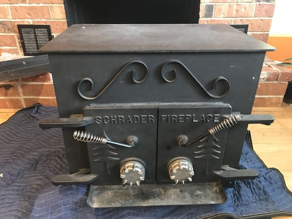 Schrader Fireplace Wood Burning Stove Fireplace For