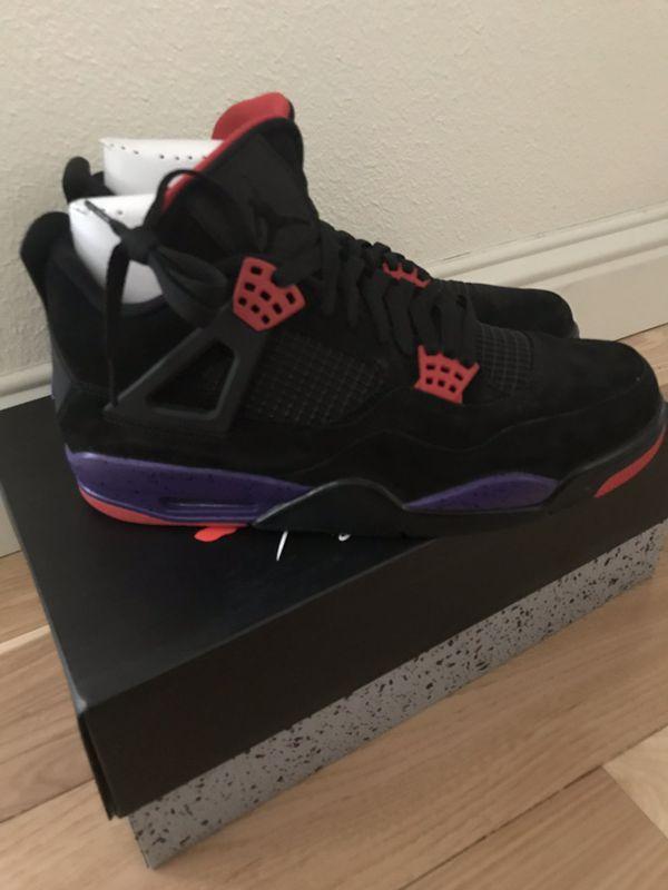 release date: c4868 7374b Jordan 4 Retro Raptor Size 11 Nike for Sale in Soquel, CA - OfferUp