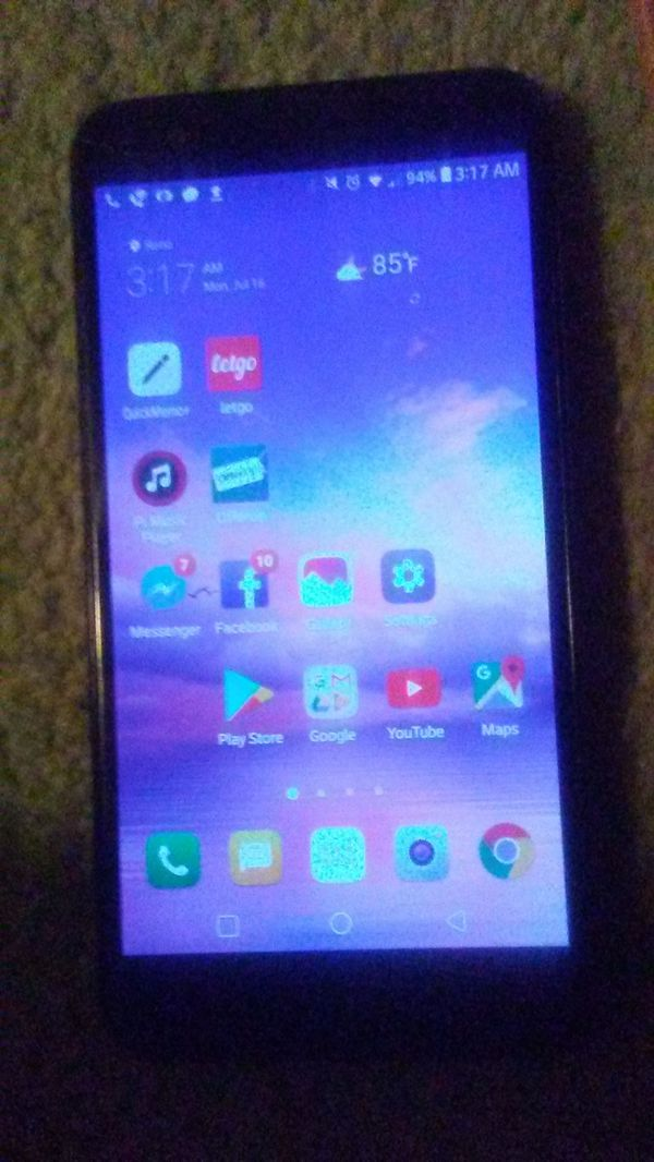LG K30  T mobile for Sale in Reno, NV - OfferUp