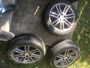 Acura rims for Sale in Greenbelt, MD