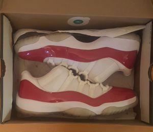 Jordan 11 Retro Low Cherry for Sale in Arlington, VA