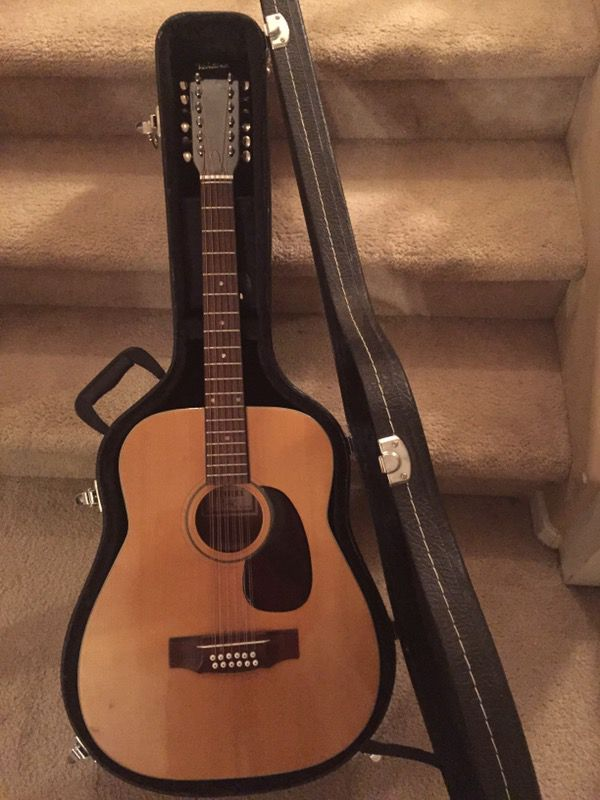 Ventura 12 String Japanese Guitar For Sale In Baltimore Md Offerup