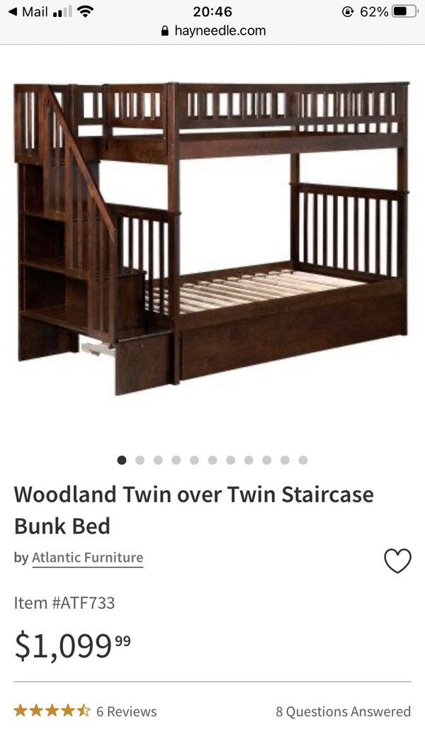 Picture of: New And Used Bunk Beds For Sale In Huntsville Al Offerup