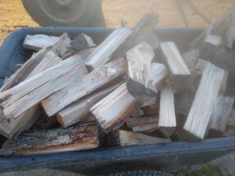 Dry Split Firewood!!! Thumbnail