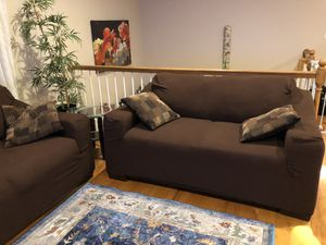 Sofa & Love seat for Sale in Burlington, MA