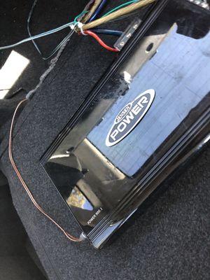 Jensen power 900.1 mono block for Sale in Phoenix, AZ