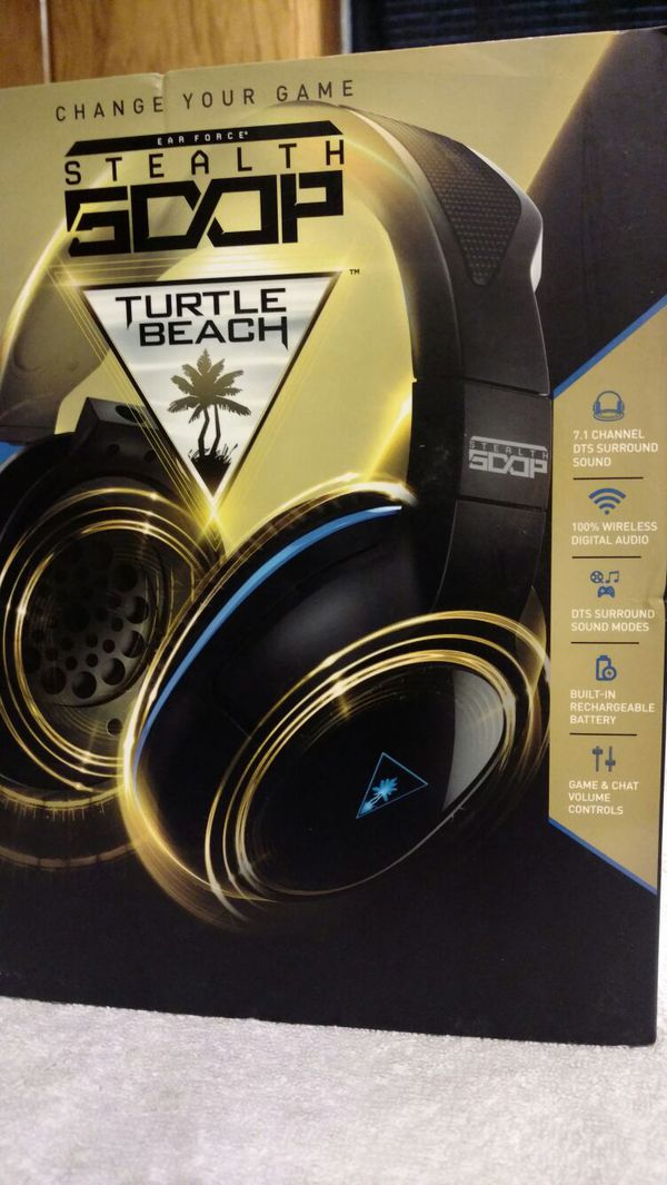 31769a7883d Ear force stealth 500p turtle beaches for parts or u can fix it. for ...