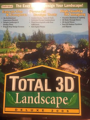 Total 3d Landscape Computer Software for Sale in Pittsburgh, PA