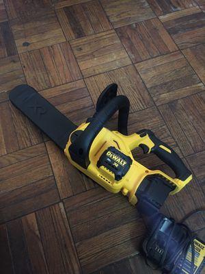 Chainsaw 20V dewalt for Sale in Adelphi, MD