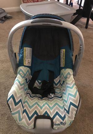 Evenflo infant car seat for Sale in Laurel, MD