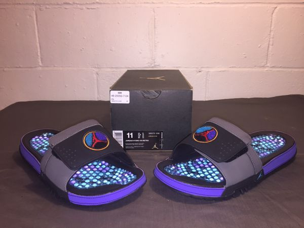 c838c327e Jordan Aqua 8 Slides Size 11 for Sale in Milwaukee