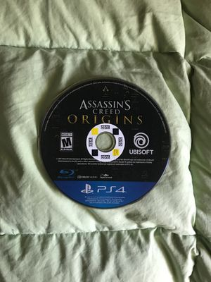 PS4 Assassins Creed Origins & Farcry 5 (RedBox) for Sale in Gaithersburg, MD