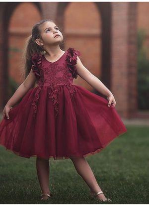 Flower girl dress child size 4 for Sale in Aldie, VA