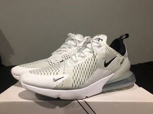 Nike air max 270 White size 12 for Sale in Sylmar, CA