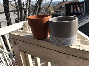 Flower pots for Sale in Boston, MA