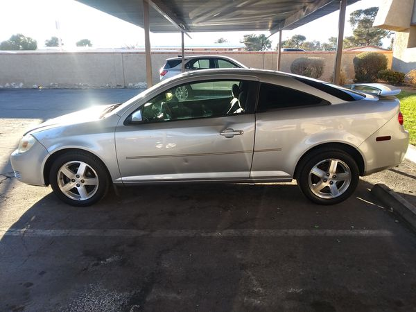 2007 Chevy Cobalt Ls Coupe 4 Cylinder Automatic 170k Miles Smog And Le In Hand Runs Drives Great 2 500