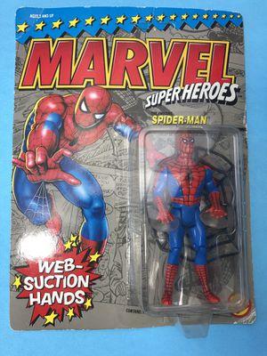 Vintage Marvel Web-Suction SPIDER-MAN! for Sale in Chandler, AZ