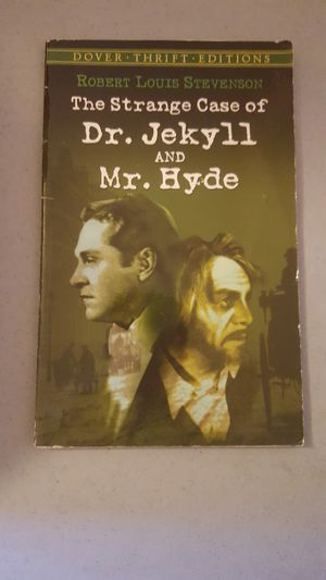The Strange of Dr. Jekyll and Mr. Hyde by Robert Louis Stevenson for Sale in Lake Forest, CA