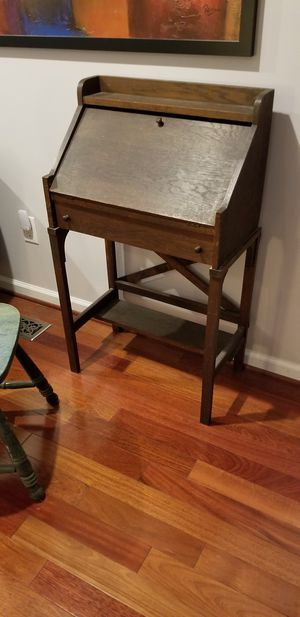 Antique Secretary Desk for Sale in Fairfax, VA