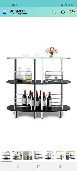 Brand New Bar Set /w Brand New Stools $250 OBO Thumbnail