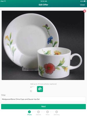 Wedgwood Bone China Dishes CORNFLOWER pattern set for your Dining Room Table for Sale in Orange, CA