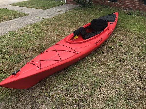 Field And Stream Eagle Run 12 Kayak For Sale In Norfolk Va Offerup