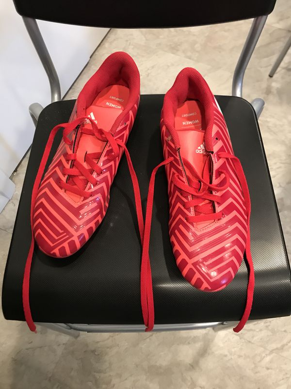 Adidas women s soccer cleats - sz 9 for Sale in Farmington Hills c6939691cf