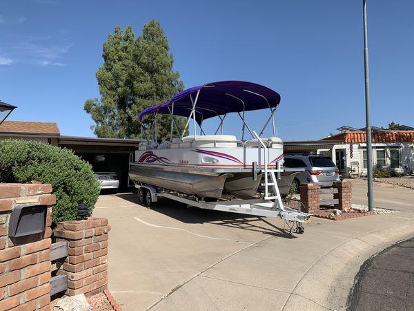 2007 avalon pontoon boat