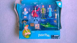 Peter Pan Collectible Figures toys or cake toppers for Sale in Mesa, AZ