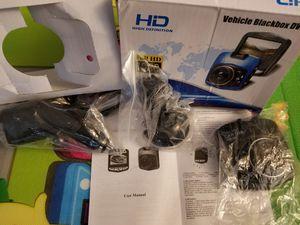 Dash cam new car recorder for Sale in Silver Spring, MD