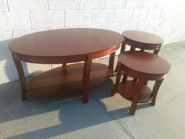 Large Tall Ft Oval Coffee Table End Tables For Sale In - 4ft coffee table