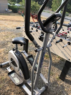 Bike Cross Exercise Machine for Sale in Tacoma, WA