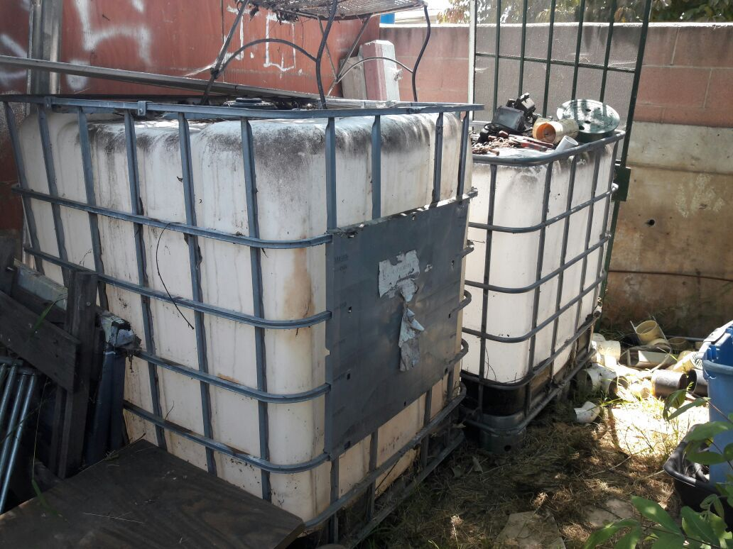 Water tanks for mobile carwash or what ever its use for