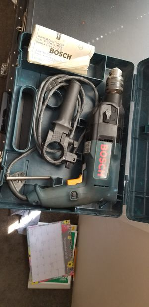 Busch hammer drill for Sale in Temple Terrace, FL