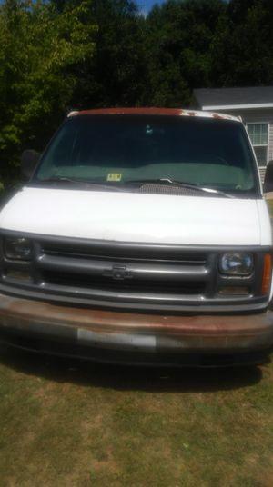 2000 Chevrolet Van for Sale in Lynchburg, VA