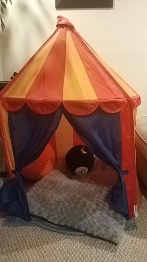 Toddler Circus Tent for Sale in Forestville, MD