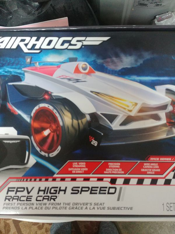 Air Hogs Fpv High Speed Race Car Race Series For Sale In Vancouver