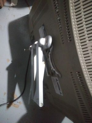 Tv with mounted for Sale in Detroit, MI